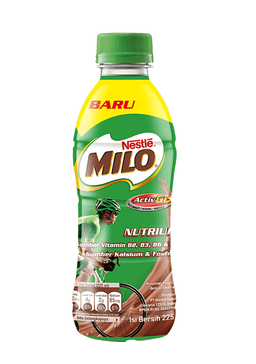 MILO Nutri Up Botol
