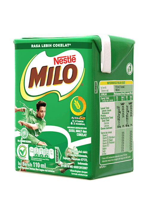 MILO UHT Kotak 110ml